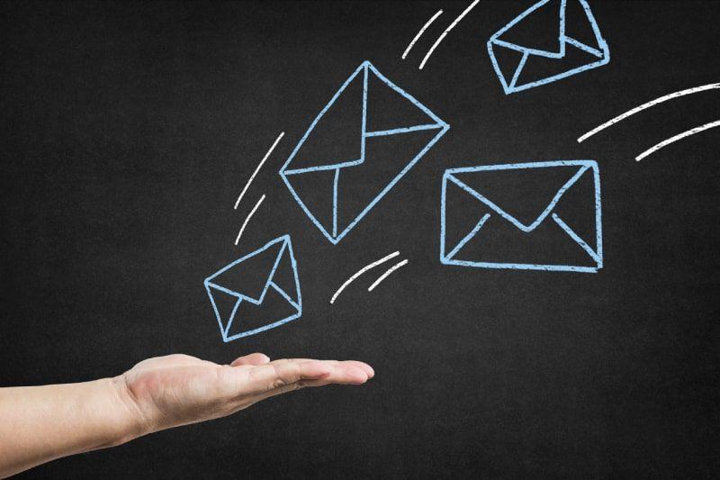 Vis ma vie de gestionnaire immobilier : Comment traiter 100 emails par jour