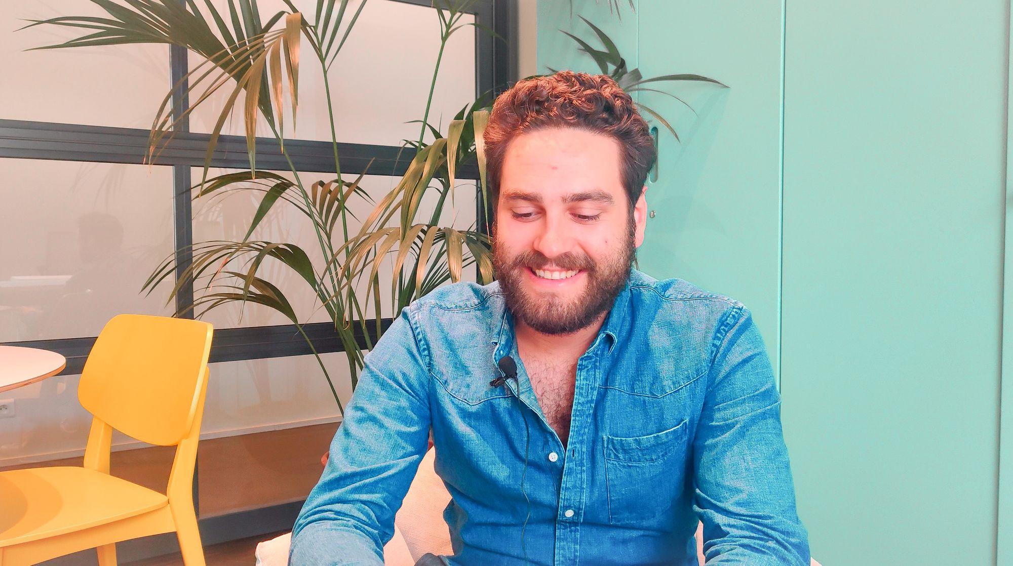 VIDEO - Un jour chez Inch : interview de Mathieu, Account Manager